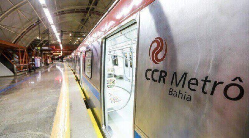 Oportunidade! CCR Metrô Bahia está com seleção aberta para 5 vagas de emprego e 54 vagas para Aprendizes Administrativos