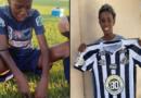 O Jogador vítima de racismo recebe convite do Santos e vídeo de Neymar