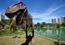 Fique esperto! Visitas à Lagoa dos Dinossauros em dias mais movimentados serão agendadas